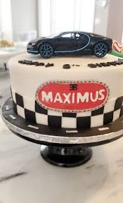 This car is a bugatti chiron and it is built to. A Sports Car Themed Party With A Hint Of Bugatti Max S 6th Birthday News Trishstratus Com