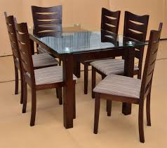 wooden dining table design glass top 13554 dining table bases for marble tops