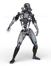 人型ロボット イラスト素材 5716624 フォトライブラリー Photolibrary