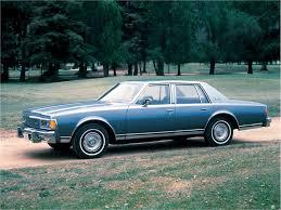 1984 Chevrolet Caprice Specs | eHow | Catalog-cars