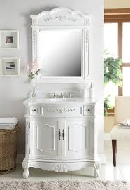 antique looking bathroom vanity. 36\ Antique Looking Bathroom Vanity