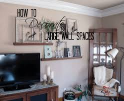 how to decorate wall 1000 ideas about decorating large walls on