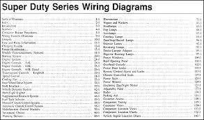 2005 ford f 250 thru 550, super duty wiring diagram manual original Ford F 250 Ignition Wiring Diagram 2005 ford f 250 thru 550, super duty wiring diagram manual original table of contents 1970 Ford F-250 Wiring Diagram