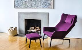 park lounge chair ottoman