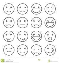 Emoticon Whatsapp Da Colorare Stampae Colorare