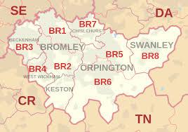 Image result for map of West Wickham, BR4