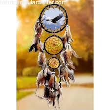 Dream Catchers Where To Buy Owl ThreeCircle Dream Catcher Hanging Decoration 100hwgVQw100 82
