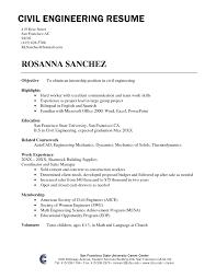 Sample Resume Of Civil Engineer. Associate Civil Engineer Resume ...