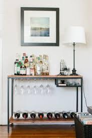 Make your own bar cart - IKEA HACK!