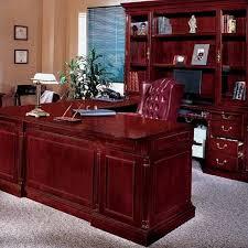 Flexsteel Keswick Right Executive U Desk 7990 37X
