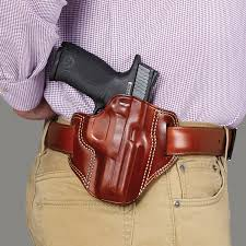 combat master belt holster