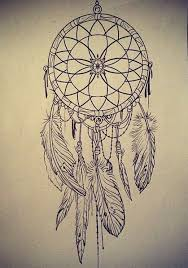 Dream Catcher Tattoo Sketch dreamcatcher tattoo I would get this on the side of my ribs 9