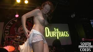 Fresh Full Nude Wet T Shirt Skin to Win Contest by the Dirtbags at.