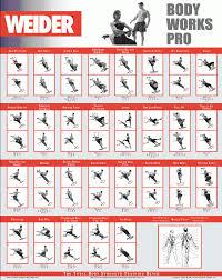 Gym Workout Chart Hd Images Pdf Kayaworkout Co