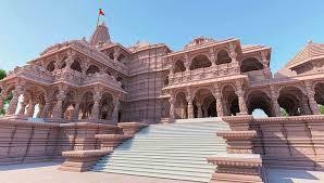அயோத்தியில் ராமர்கோயில் கட்டுவதற்காக இதுவரை ரூ.2,100 கோடி நன்கொடை