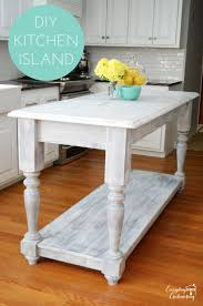 Furniture Style Kitchen Island Top 63 Ideas About Kitchen On Pinterest Gardens Cabinets And