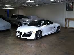black audi r8 convertible. just picked up a 2013 audi r8 convertible what should i do to it already on the list is black out chrome and have brushed steel around window