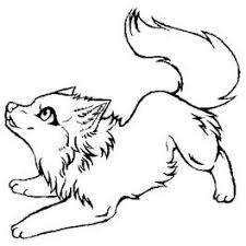 Small Picture Animal Jam Wolves Clipart Black And White Online Clip Art Coloring