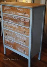 nc wood furniture paint. Beach Dresser From Circa 1929 Nc Wood Furniture Paint