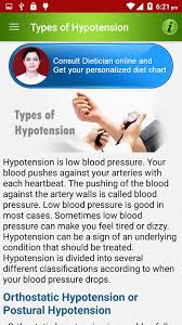 Low Bp Diet Chart Low Bp Hypotension Diet Help For Hypotension Patients