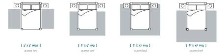 Bedroom Rug Size Trienviet Co