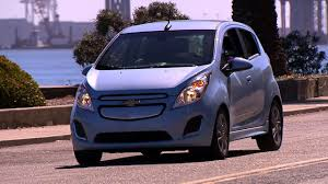 2014 Chevy Spark EV packs a punch