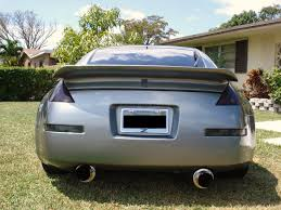 SOLD***350z catback from topspeed(very deep sound) - Nissan 350Z ...