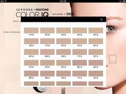 Sephora Pantone Color Iq Musings Of A Muse