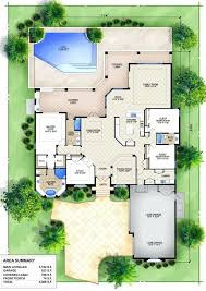 home plans with pool house plans with pool u shaped house plans with pool in the home plans with pool