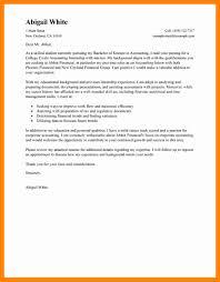 4 Internship Cover Letter Sample Doctors Signature