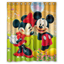 Minnie Mouse Bedroom Curtains Online Get Cheap Minnie Mouse Curtains Aliexpresscom Alibaba Group