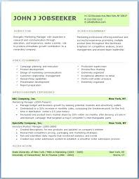 Cool Resume Samples Formats Examples Free Download Professional Best ...