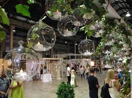 picture of hanging terrarium decor for outdoor use