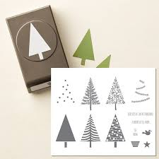 Festival of Trees Photopolymer Bundle - by Stampin' Up!