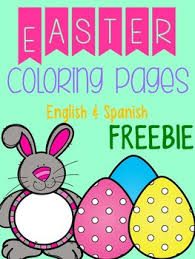 Free Easter Coloring Pages By Thebrightsunflower Tpt