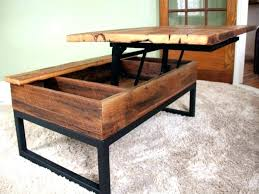 solid wood lift top coffee table ideas