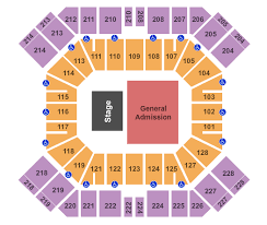Eric Church Yum Center Seating Chart Luke Combs Tickets Tickets For Less