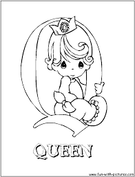 Small Picture Precious Moments Alphabet A z Coloring Pages AZ Coloring Pages