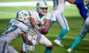 Dolphins RB Myles Gaskin to miss time with knee sprain