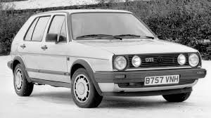 Here's the History of the First Hot Hatch: the Volkswagen Golf GTI ...