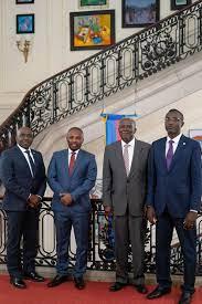 Haitian Heads of State – Embassy of Haiti