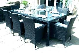 full size of outdoor wicker dining furniture table chairs australia round black patio set concrete