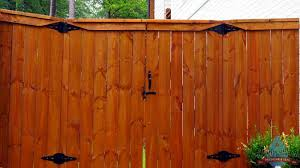Rymar Stain Color Chart Atlanta Ga Fence Clean Stain And Seal Company Fence