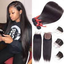 Hair Length Chart Weave Straight Beaudiva Brazilian Hair Weave Straight Human Hair 2 3