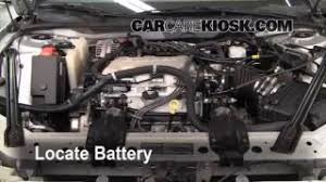 interior fuse box location 1997 2005 buick century 2004 buick how to clean battery corrosion 1997 2005 buick century