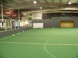 grass soccer field with goal. Before Picture Of Old Indoor Soccer Field Grass With Goal S