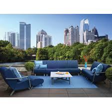 homecrest airo2 modular patio furniture set homecrest airo2 modular outdoor lounge set furniture for patio