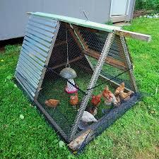 Chicken Coop On Wheels Designs Diy Chicken Tractors Design No 213s Awesome Chicken