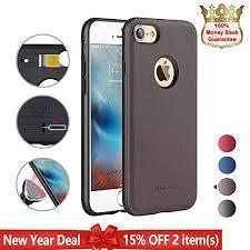 iphone 7 leather case g case duke ultra slim premium leather wallet
