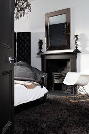 birmingham black and white chandelier bedding with panel beds bedroom modern crystal darkwood furniture